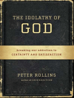 The Idolatry of God
