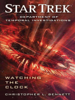 Department of Temporal Investigations