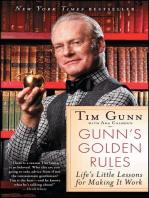Gunn's Golden Rules