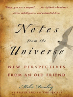 Notes from the Universe
