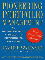 Pioneering Portfolio Management