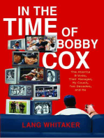 In the Time of Bobby Cox