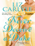 Never Deceive a Duke