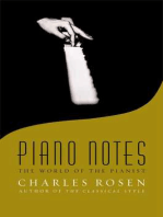 Piano Notes: The World of the Pianist