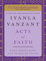 Acts of Faith: Meditations For People of Color