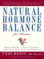 Natural Hormone Balance for Women