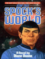 Spock's World