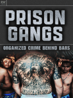 Prison Gangs: Organized Crime Behind Bars
