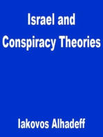Israel and Conspiracy Theories