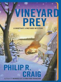 Vineyard Prey: Martha's Vineyard Mystery #16