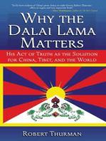Why the Dalai Lama Matters