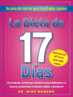 La Dieta de 17 Dias: Un plan del doctor para resultados rápidos