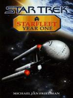 Starfleet Year One