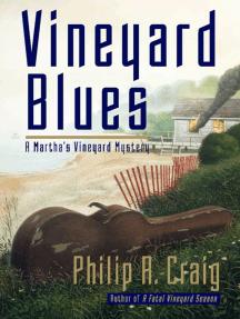 Vineyard Blues: Martha's Vineyard Mystery #11