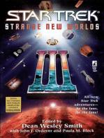 Strange New Worlds III