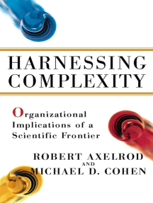 Harnessing Complexity: Organizational Implications of a Scientific Frontier