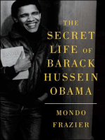 The Secret Life of Barack Hussein Obama