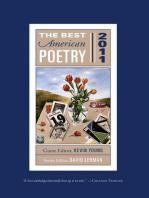 The Best American Poetry 2011