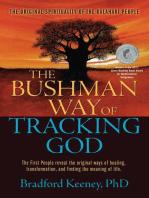 The Bushman Way of Tracking God