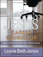 JESUS, Career Counselor