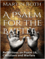 A Psalm for the Battle