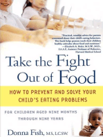 Take the Fight Out of Food