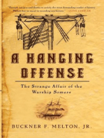 A Hanging Offense