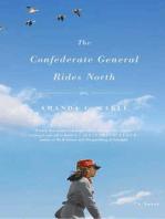 The Confederate General Rides North