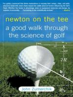Newton on the Tee