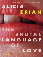 The Brutal Language of Love