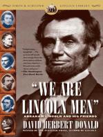 We Are Lincoln Men