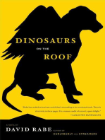 Dinosaurs on the Roof
