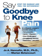 Say Goodbye to Knee Pain
