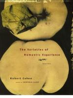 The Varieties of Romantic Experience