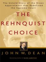 The Rehnquist Choice