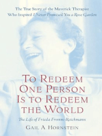 To Redeem One Person Is to Redeem the World