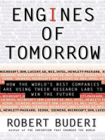 Engines Of Tomorrow