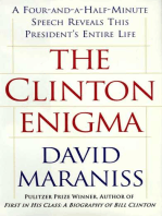 The Clinton Enigma