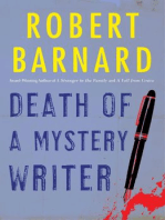Death of a Mystery Writer