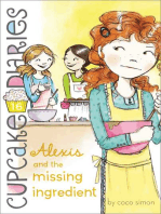 Alexis and the Missing Ingredient