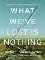 What We've Lost Is Nothing
