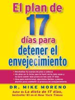 El Plan de 17 dias para detener el envejecimiento