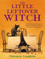 The Little Leftover Witch