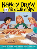 Cooking Camp Disaster