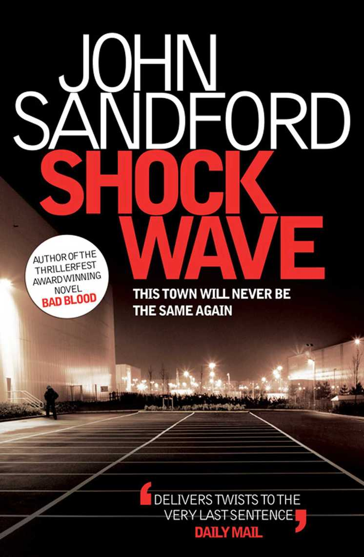 Shock Wave : Virgil Flowers Series, Book 5   Wake County...