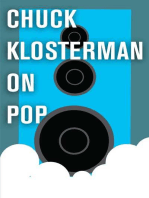 Chuck Klosterman on Pop