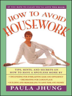 How to Avoid Housework