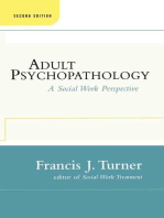 Adult Psychopathology, Second Edition