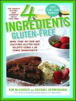 4 Ingredients Gluten-Free