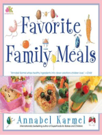 Favorite Family Meals